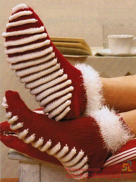 массажные носки