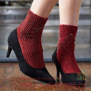 праздничные носки