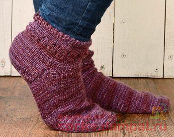простые носки