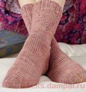 мысок носка