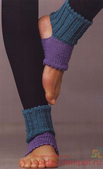 носки для фитнеса