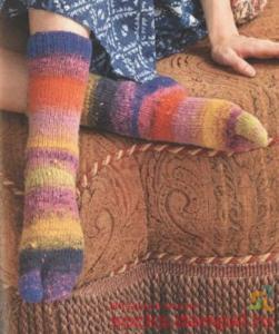 японские носки